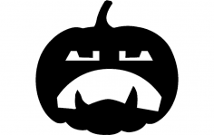 Halloween 8 dxf File