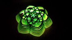 Flower Light Lamp
