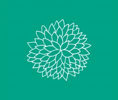 Flower 1 dxf File