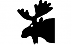 Moose 3 dxf File