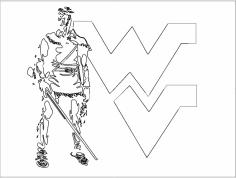 Wvman dxf File