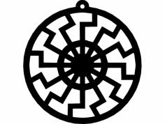 Ornamento dxf File
