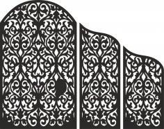 Decorative Screen design vector Free Vector