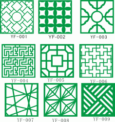 2d Lattice Collection Of Vector Lattice Design Free Vector