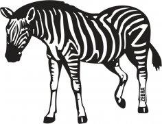 Zebra Free Vector