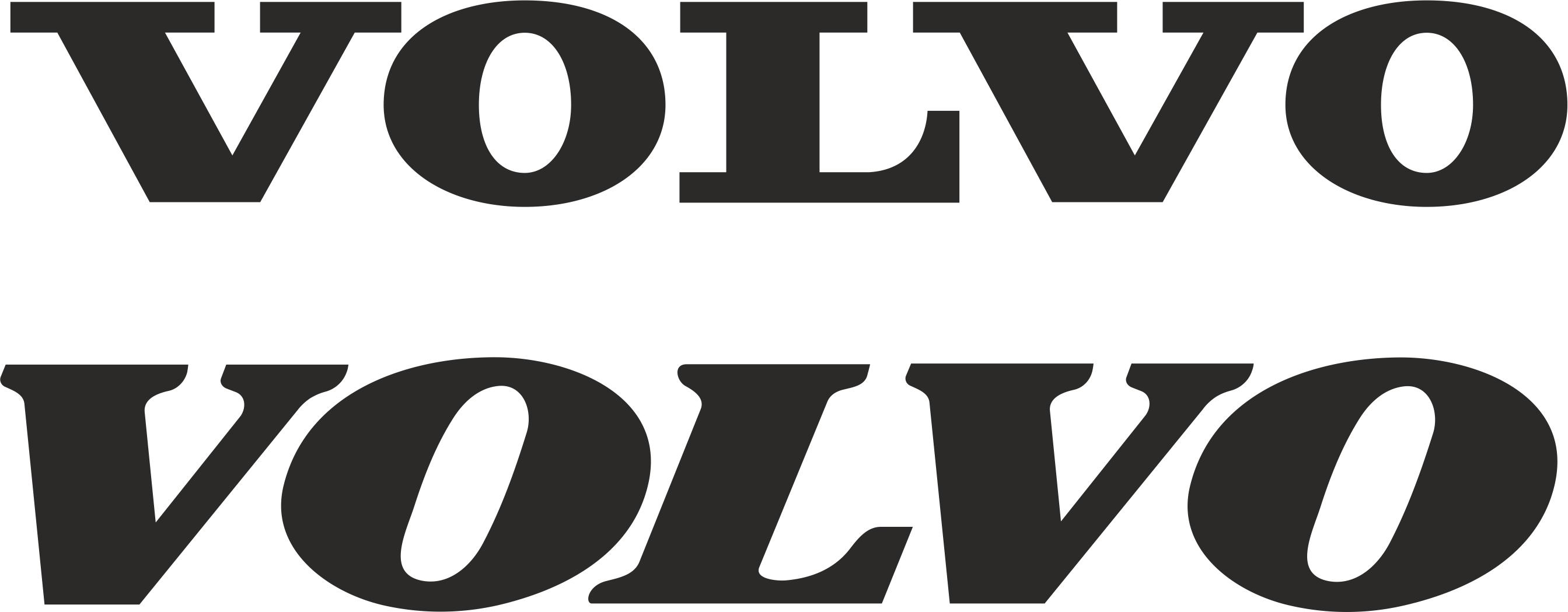 Volvo Logo Vector CDR File