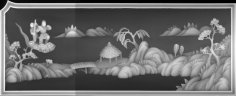 3D Grayscale Image 136 BMP File