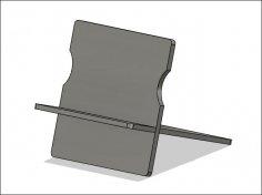 Laser Cut Business Card Holder Template SVG File