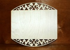 Laser Cut Decorative Cutting Boards Free Vector