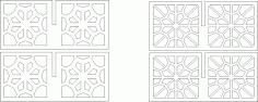 Rahl Quran Laser Cut Free Vector