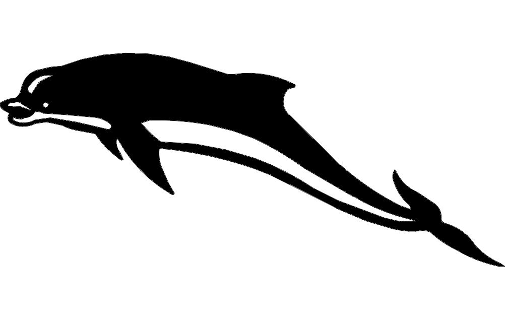 Dolphin  2 dxf File