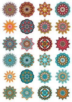 Free Ornaments Vectors Free Vector