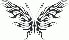 Butterfly Vector Art  009 Free Vector
