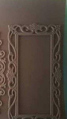 Ayna Van Krom dxf File