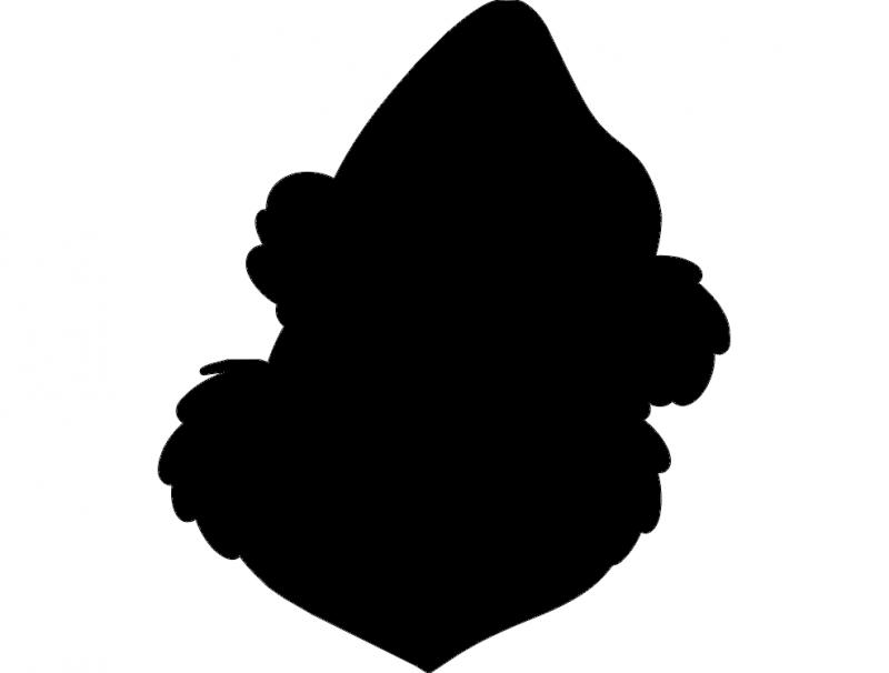 Grinch dxf File