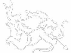 Cupid dxf File
