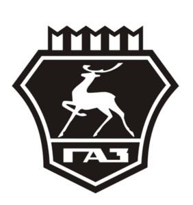 GAZ Logo dxf File