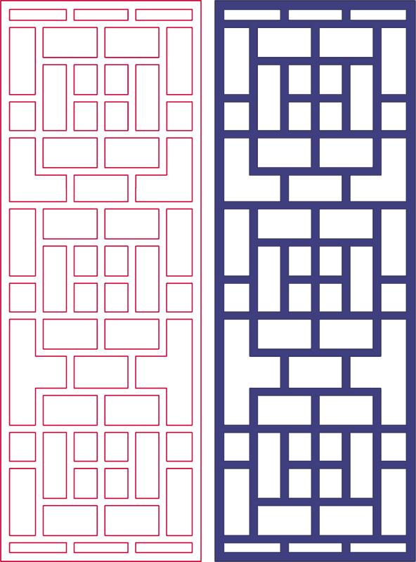 Dxf Pattern Designs 2d 139 DXF File