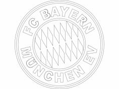 Bayern 1 dxf File