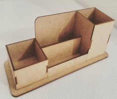 Trinket Box Laser Cut DXF File
