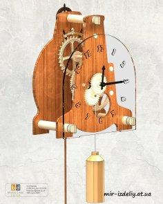 Clock Drawings PDF File