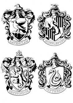 Harry Potter Vector Art CDR File