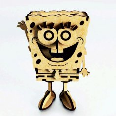 SpongeBob Laser Cut