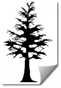 Tree 2 dxf file