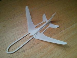 Glider dxf