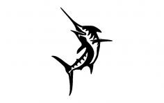 Marlin dxf File