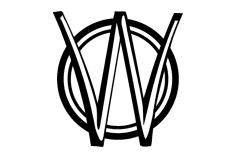 Willy struck logo dxf File