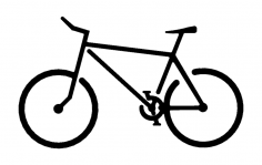 Bicycle1 dxf File