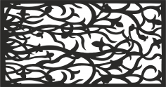 Decorative Panel Pattern Free Vector