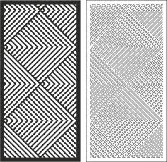Linear Pattern Vector Art Free Vector
