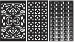 Pattern Designs 41 dxf File