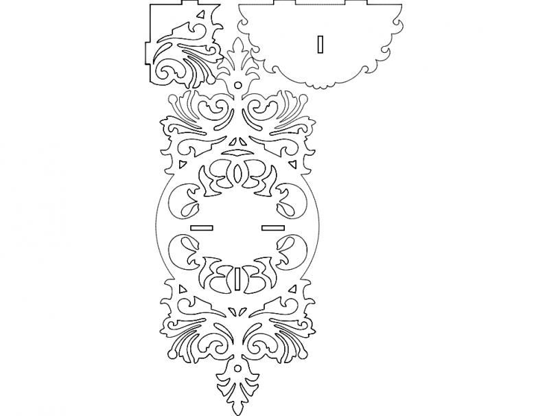 Polochka Gryphan 2 dxf File