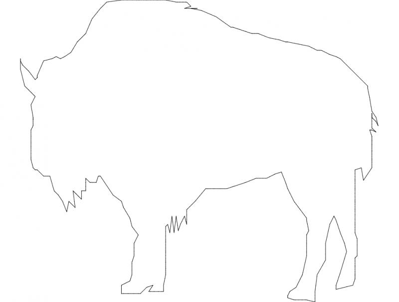 Bufalo dxf File
