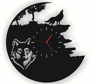 Vinyl Watches Wolf Cdr CDR File