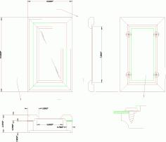 Humidor DXF File