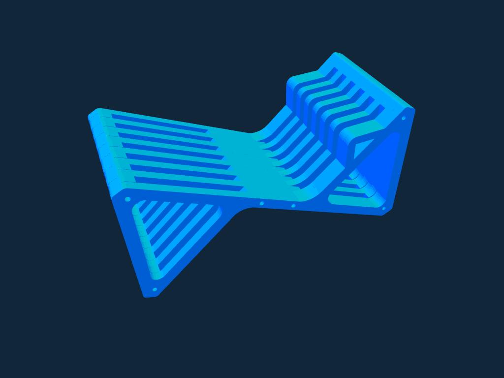 Delta stool stl file