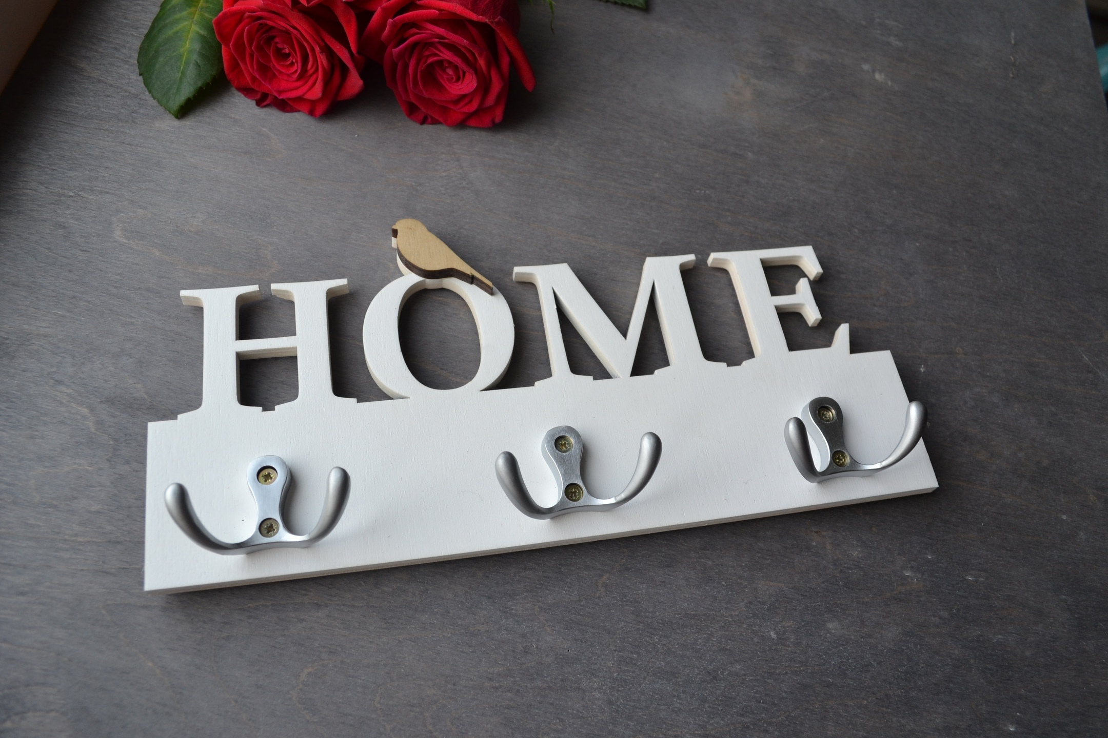 Laser Cut Home Wall Hanger Wall Hanging Decor 6mm Free Vector