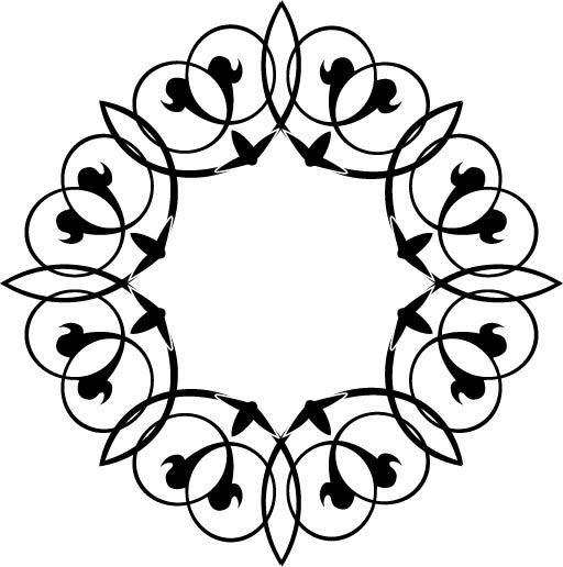 Islamic Seamless Pattern Arabesque Ai File