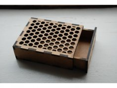 Laser Cut Box Ai File