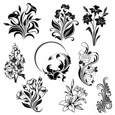 Flower Power Free Vector