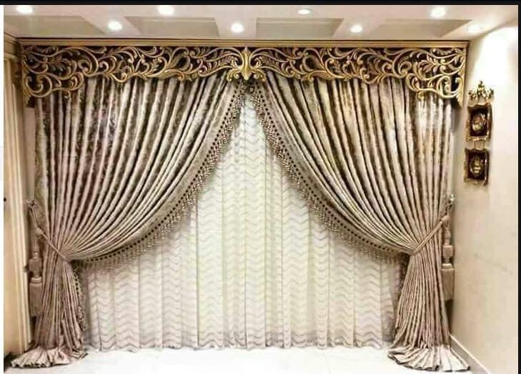 Home Decoration Design DXF File
