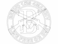 Bravo dxf File