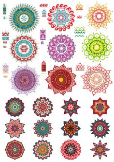 Fancy Ornament Free Vector
