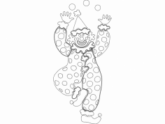Festive Stuff 9 dxf File
