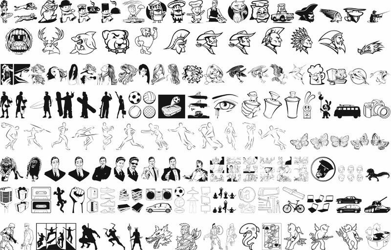 Vector Pack Free Vector