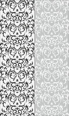 Swirl Sandblast Pattern Free Vector